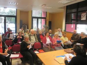 Comité diocésain de Montpellier le 31 janvier 2016